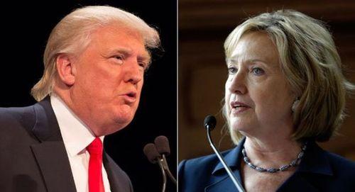 Клинтон обвинила команду Трампа в направлении РФ в попытках повлиять на выборы в США