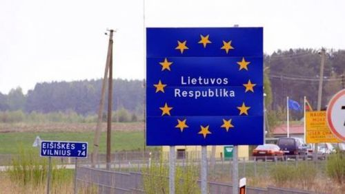 Литва построит стену на границе с РФ