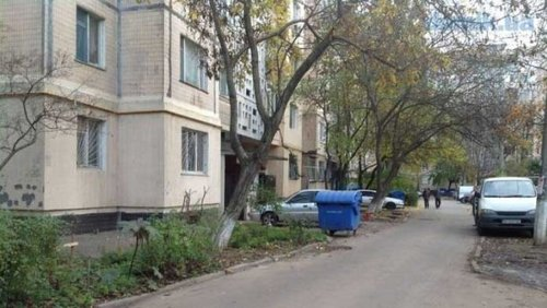 Лифт с двумя женщинами и младенцем оборвался в Одессе