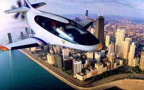 АвтоВАЗ хочет выпустить летающие авто
