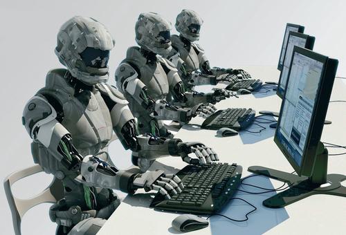 Настанет день, когда роботы потребуют предоставить им права (ВИДЕО)