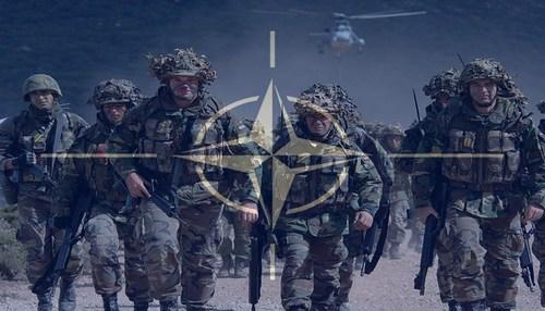 НАТО готово к военным действиями против РФ в Прибалтике