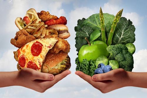 Полезная и вредная пища для сосудов и крови