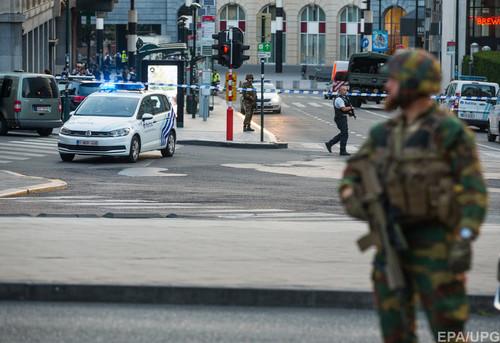 В Брюсселе на центральном вокзале произошел теракт