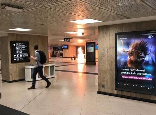 Подробности: на автовокзале Брюсселя подорвался смертник