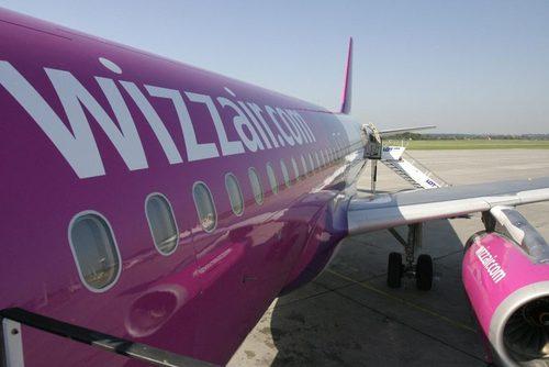 Wizz Air анонсував сім нових маршрутів з України цього літа
