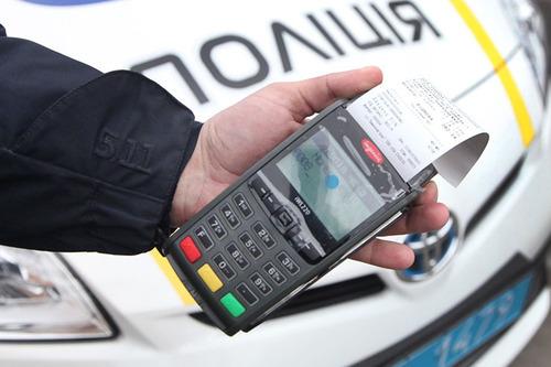 Штрафи для водіїв піднімуть до 40000 гривень