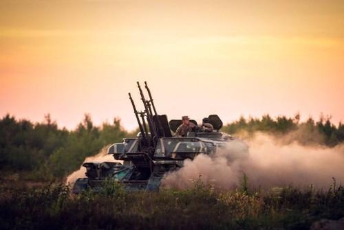 Донецкие боевики опасаются окружения – сводка боевых действий