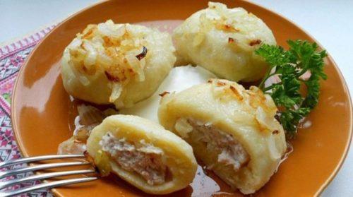 Картофельные галушки: очень вкусное и сытное блюдо