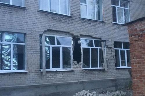 На Николаевщине обрушилась школа: рухнули три этажа