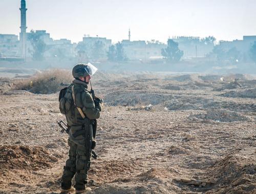 В Сирии с начала года погибло 40 российских военных