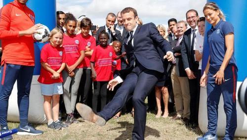 100 дней Макрона: французская пресса об успехах и провалах президента