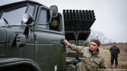 Американские военные завершили подготовку украинских инструкторов по артиллерийской разведке
