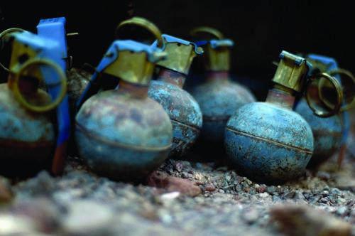 В Португалии украли арсенал оружия c военного склада