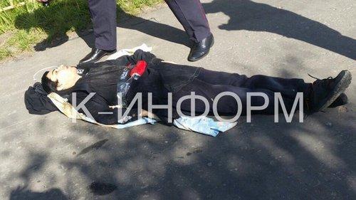 В Сургуте группа вооруженных людей напала на прохожих