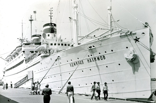 «Советский Титаник», или гибель трофейного «Берлина»