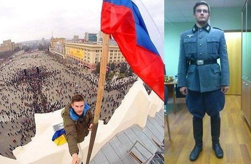 Кто они, фашисты, воюющие на Донбассе? - Елена Васильева
