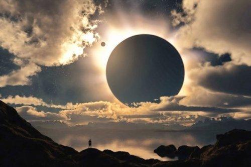 Солнечное затмение 21 августа - Прямой Эфир