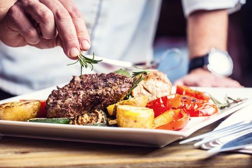 Быстрое употребление пищи вредно для здоровья