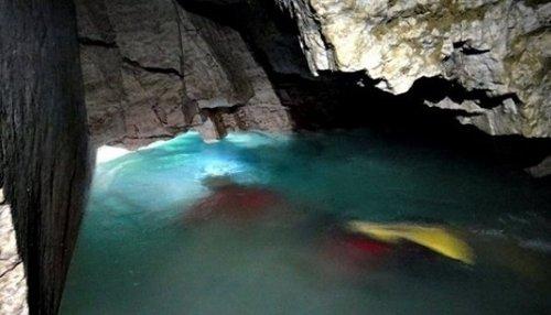 На Тернопольщине обнаружено крупнейшее подземное озеро Украины