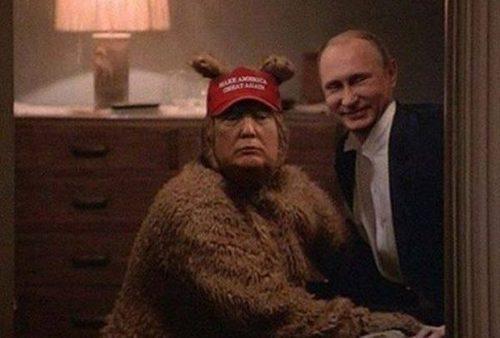 Конгресс США обнаружил прямые контакты команды Трампа с Кремлем