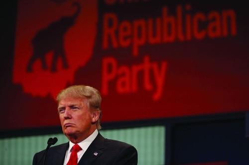 Может ли Трамп отречься от GOP?