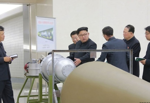 "КНДР: ""модернизированная водородная бомба"" готова"
