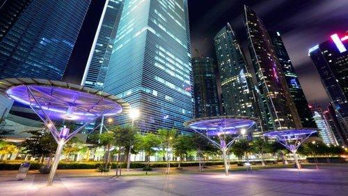 Прекрасная и ужасная реальность городской жизни будущего