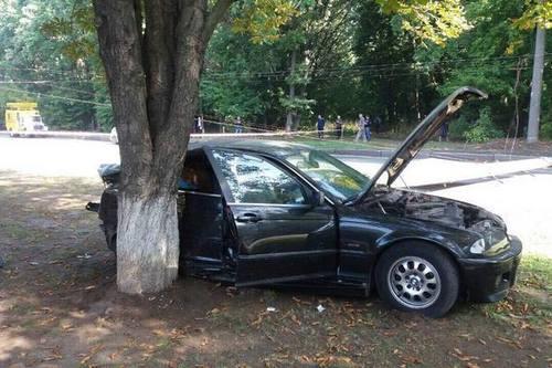 В Харькове пьяный полицейский устроил смертельное ДТП