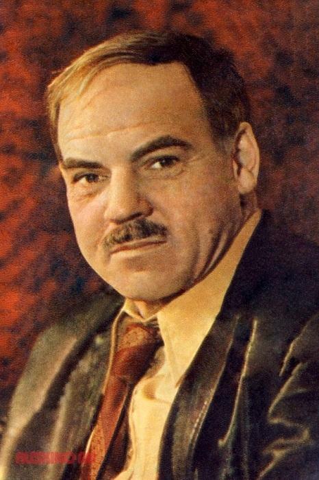 Михаил глузский актер биография