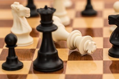 В Великобритании за разгадку шахматной головоломки предложили миллион долларов