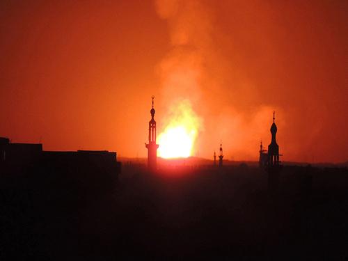 ООН сказал - Израиль сделал: ЦАХАЛ уничтожил в Сирии предприятие по созданию химоружия