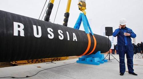Китай отказался от российской газовой трубы