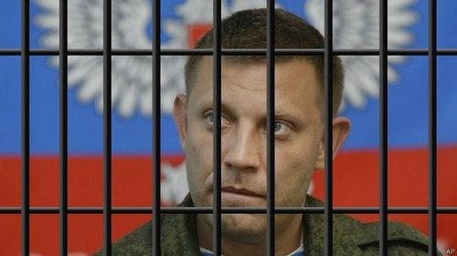 Кремль планирует сменить Захарченко и верхушку террористов ДНР
