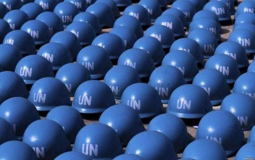 Украина и США не будут разрабатывать российскую резолюцию по миротворцам на Донбассе
