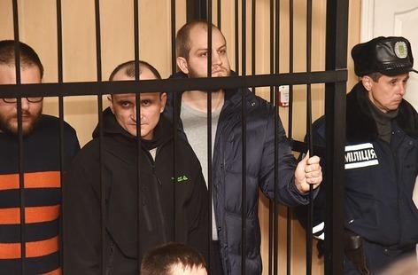 СБУ задержала освобожденных участников одесских событий 2 мая 2014 год