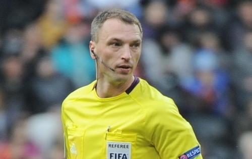 Еще один украинский футбольный арбитр будет судить матчи в Крыму