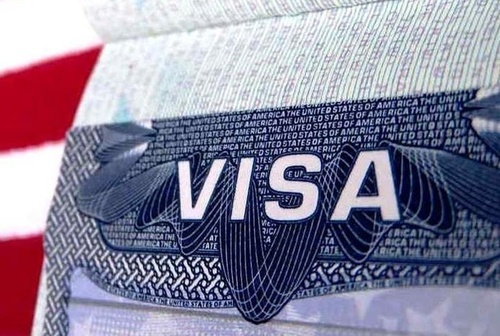 Американские визы гражданам РФ будут выдавать в Киеве