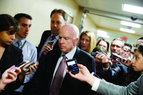 Почему Маккейн снова подвел GOP