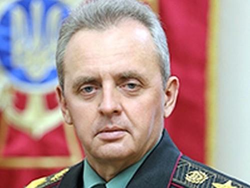 Глава Генштаба Украины: по завершении учений «Запад-2017» РФ оккупировала Беларусь