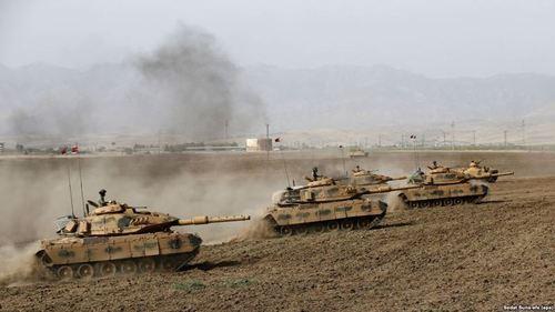 Турецкие военные вошли в сирийскую провинцию Идлиб