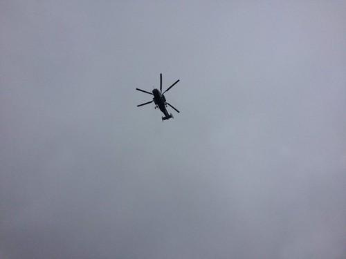 Стала известна причина крушения вертолета в Латвии во время ралли