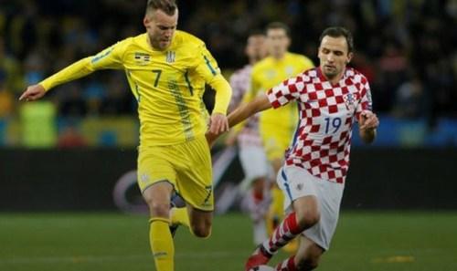 Украина проиграла Хорватии и не вышла на чемпионат мира-2018