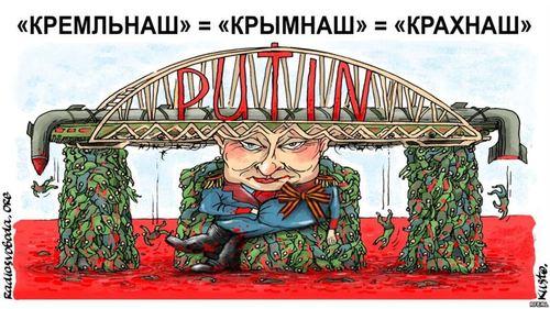 «Крымнаш»: оплата по счетам - Евгения Горюнова