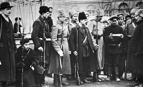 Как революция 1917 года стала возможной и даже неизбежной