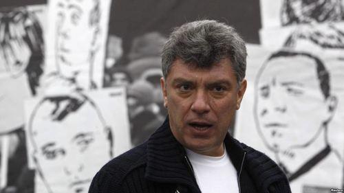 Кличко предложил установить в Киеве памятник Борису Немцову