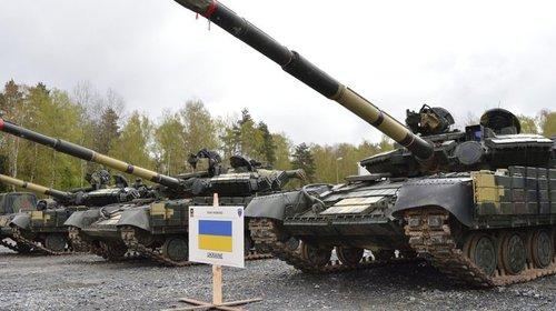 Украинская армия получит 62 новых танка