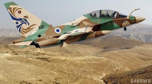 ВВС Израиля разбомбили базу ПВО Сирии под Дамаском