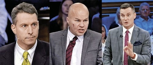 Стали известны гонорары иностранных «мальчиков для битья» на российских ток-шоу
