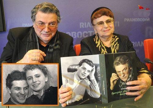 Александр Ширвиндт и Наталья Белоусова: «Одна ты заставляешь меня мечтать, думать, хотеть!»